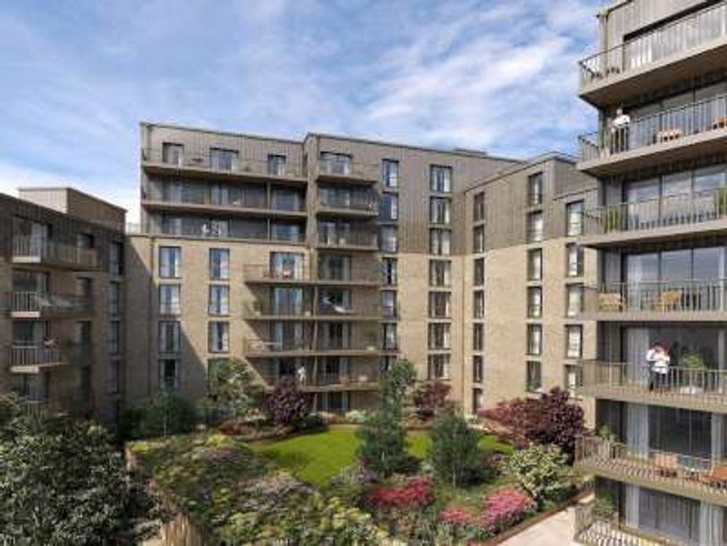 Padcroft - 1 bed apartment in Hillingdon