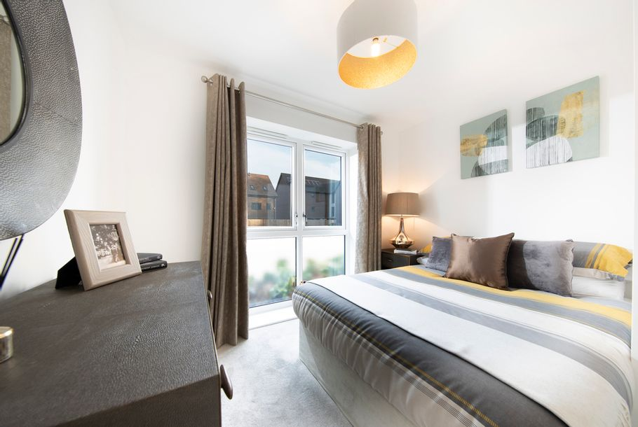 SO Resi Arborfield - Garrison - 1 bed apartment in Arborfield
