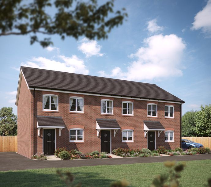 Fletchers Rise - 2 bed house in Wolverhampton - City of Wolverhampton