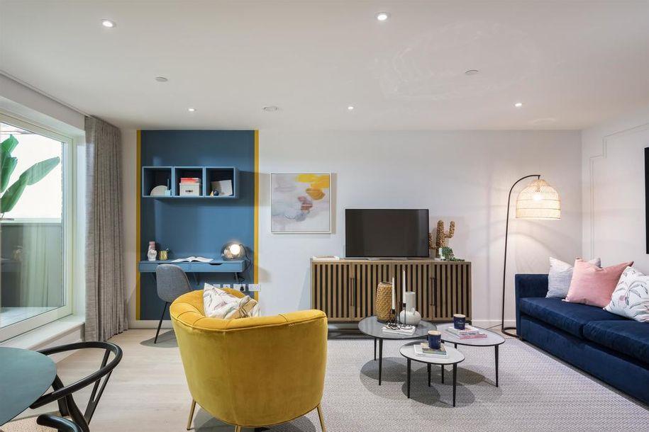 Wyndham Studios - 2 bed apartment in Southwark