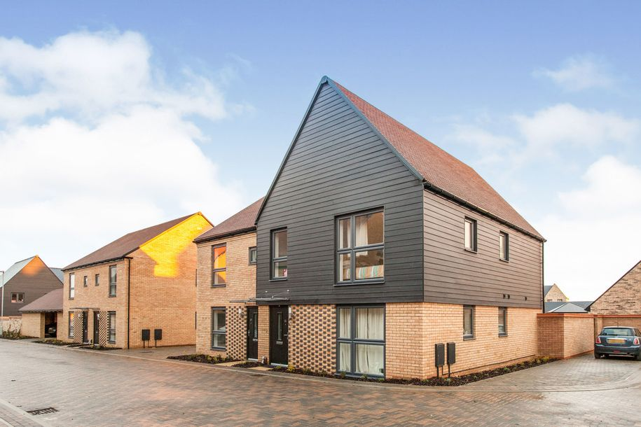 Northstowe H6 - 2 bed house in Cambridge - Cambridgeshire