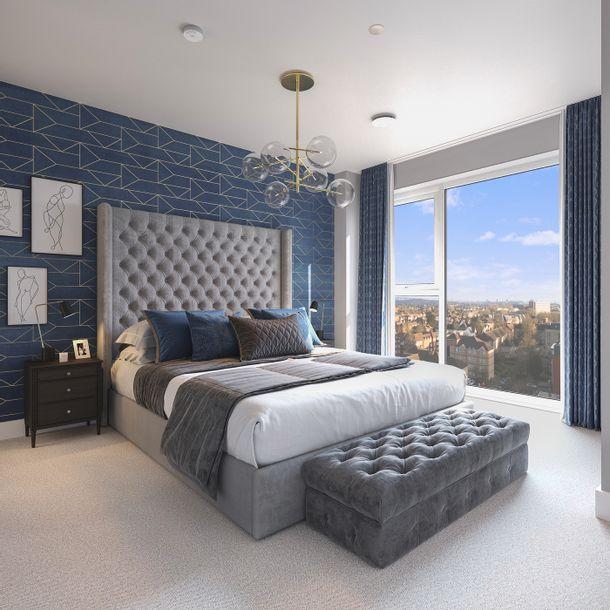 Harrow One - 1 bed apartment in Harrow