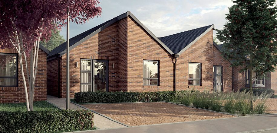 Jacques Orchard - 2 bed house in South Normanton - Derbyshire