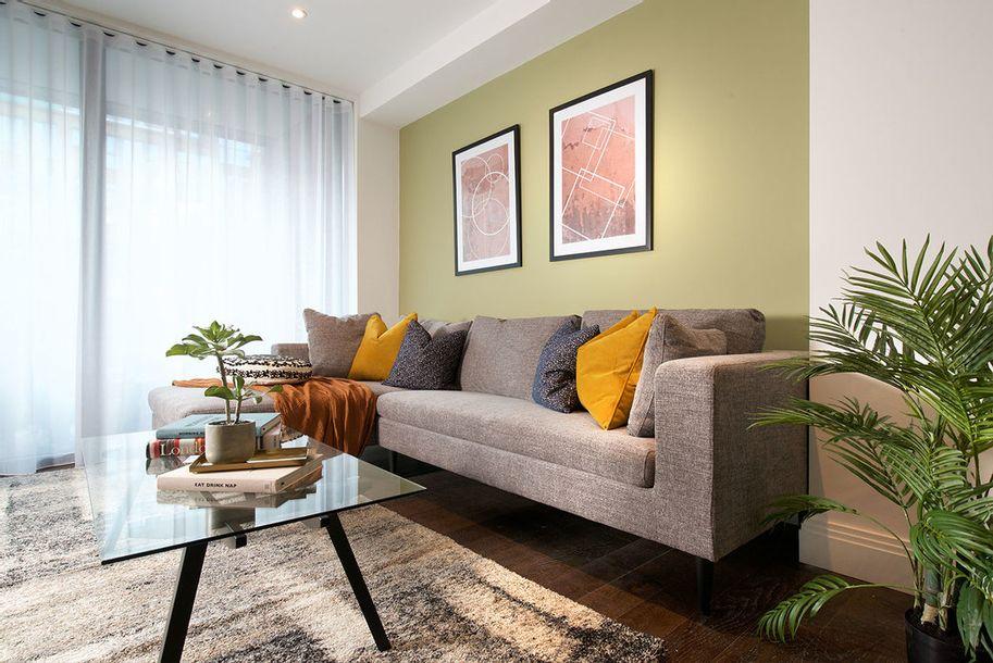 Union Park - 2 bed apartment in Hillingdon