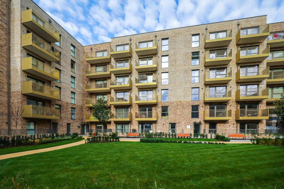 A+ final phase - 1 bed apartment in Hounslow