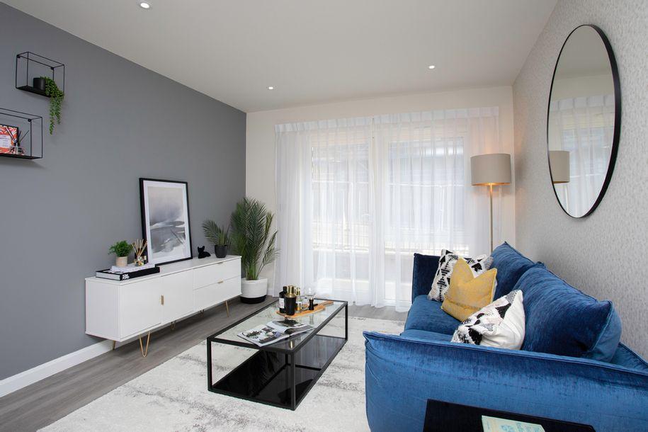 L&Q at Millbrook Park - 1 bed apartment in Barnet