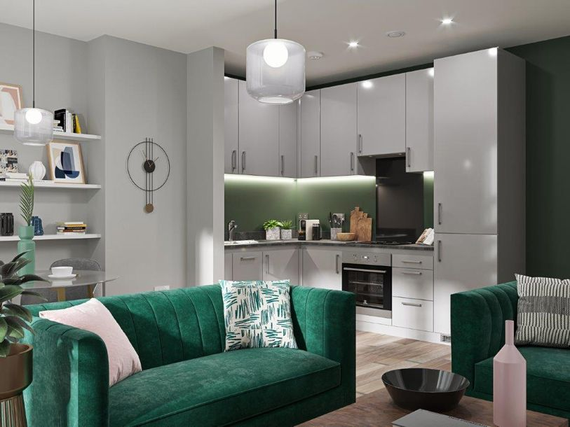 Wapping Wharf - 1 bed apartment in Bristol - City of Bristol