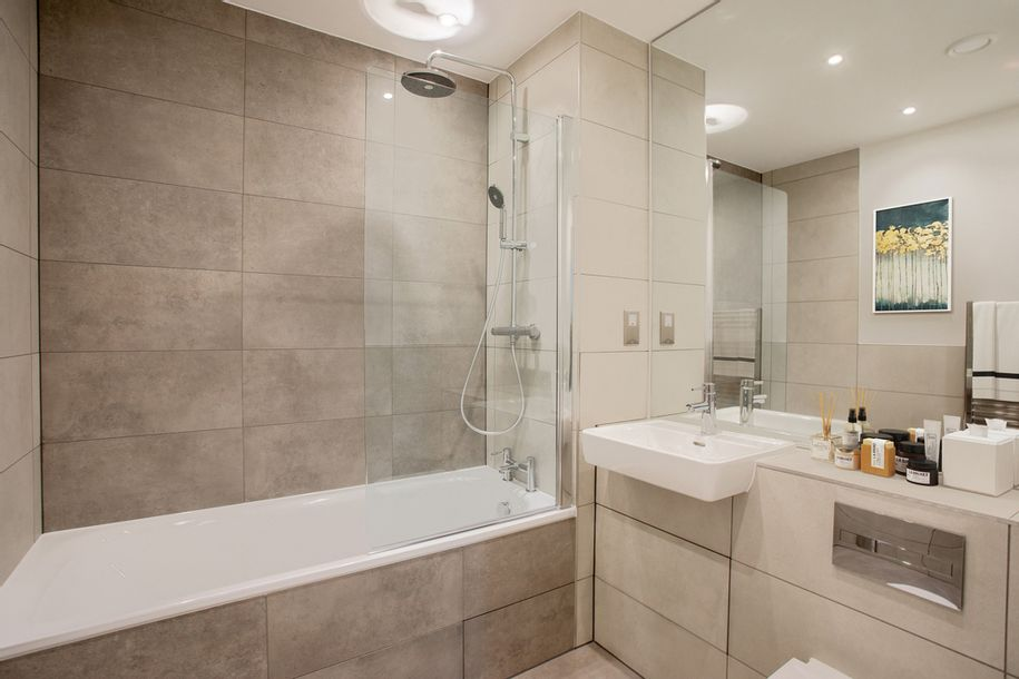 Lock No.19 - 1 bed apartment in Tower Hamlets
