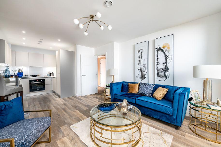 So Resi Ealing - 1 bed apartment in Ealing