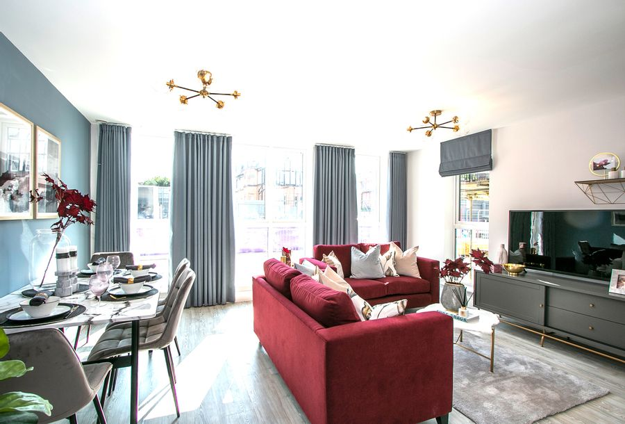 The Wessex - 2 bed apartment in Bournemouth - Bournemouth