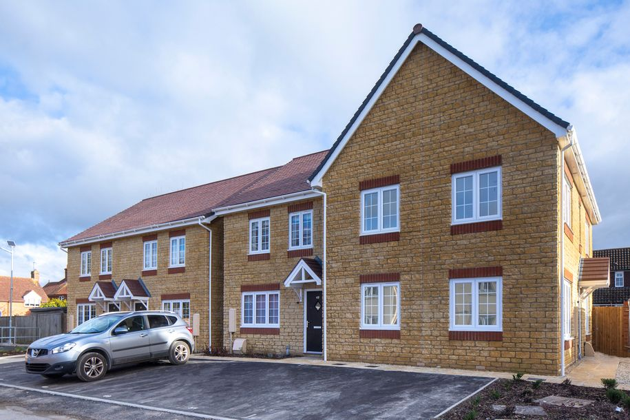 East Gate - 2 bed house in Wantage - Oxfordshire
