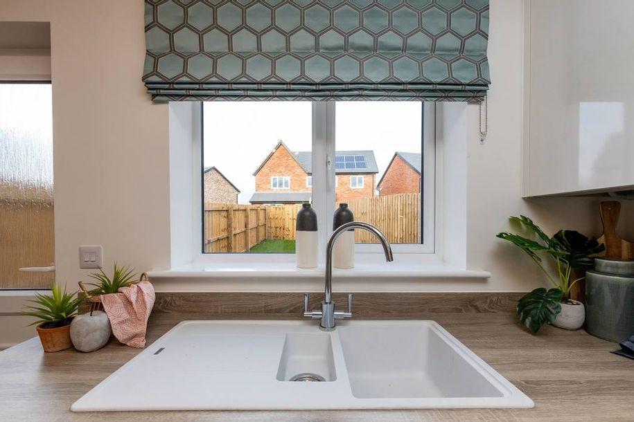 Elston Park - 2 bed house in Grimsargh - Lancashire