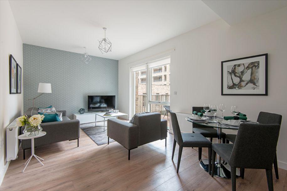 Maiden Lane - 2 bed apartment in Bexley