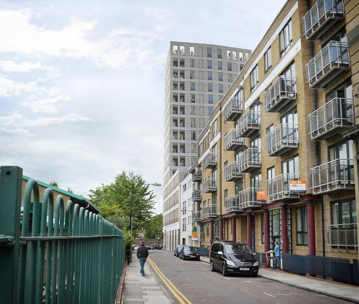 L&Q at Ensign Street - 1 bed apartment in Tower Hamlets