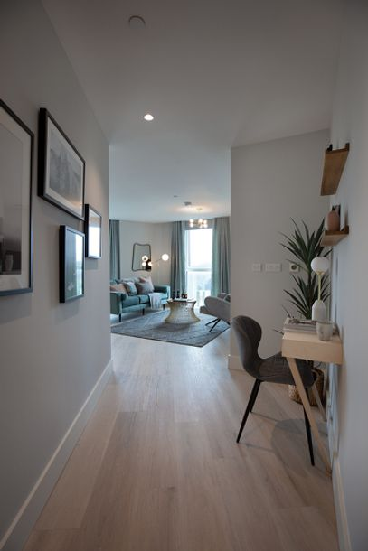 Hale Works - 1 bed apartment in Haringey