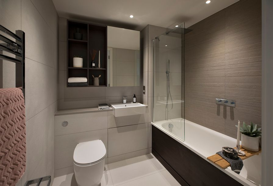 Hale Works - 2 bed apartment in Haringey