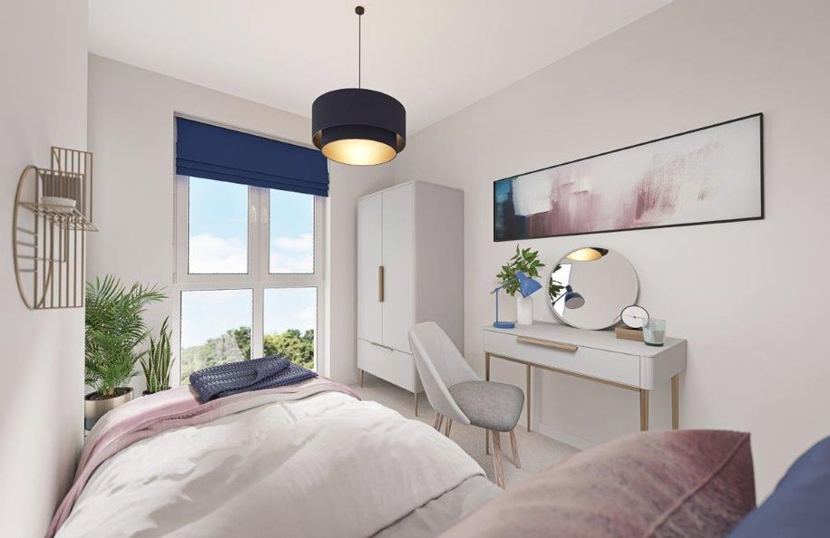 Knights Quarter - 2 bed apartment in Winchester