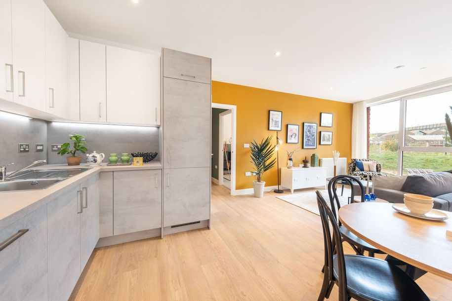 415 Wick Lane, Hackney Wick - 1 bed apartment in Tower Hamlets
