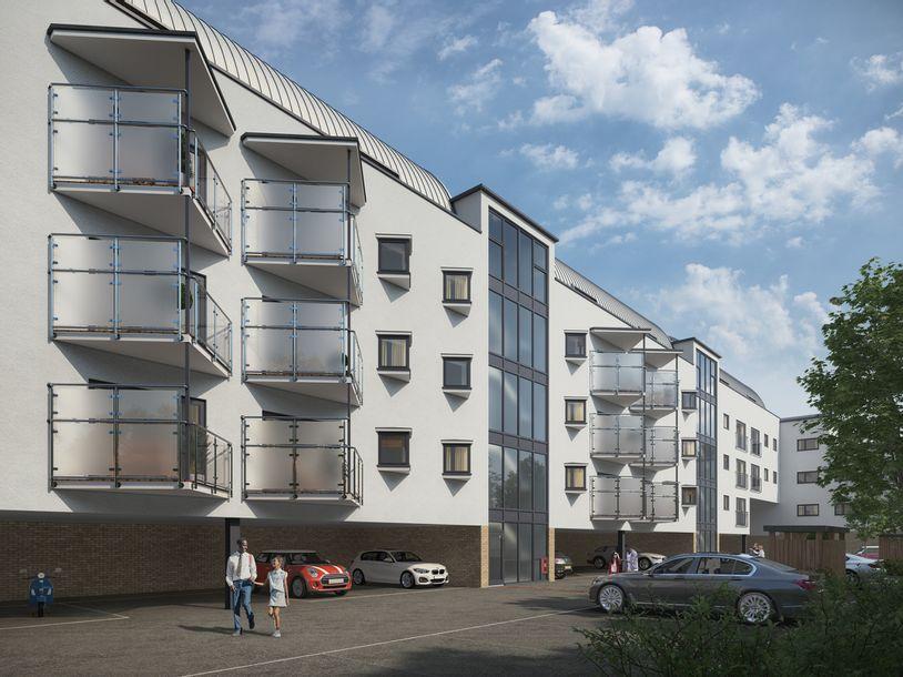 Radius - 2 bed apartment in Merton