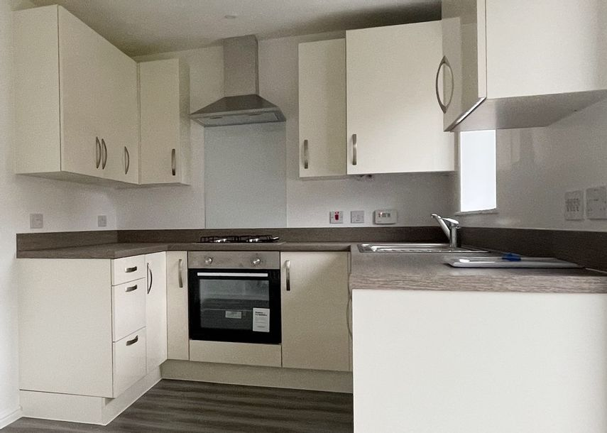 Roman Park - 3 bed house in Daventry