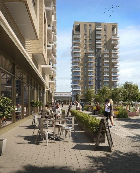 Kidbrooke Village - 1 bed apartment in Greenwich