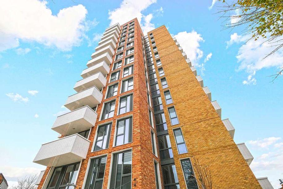 Cairo Apartments, Croydon - 2 bed apartment in Croydon