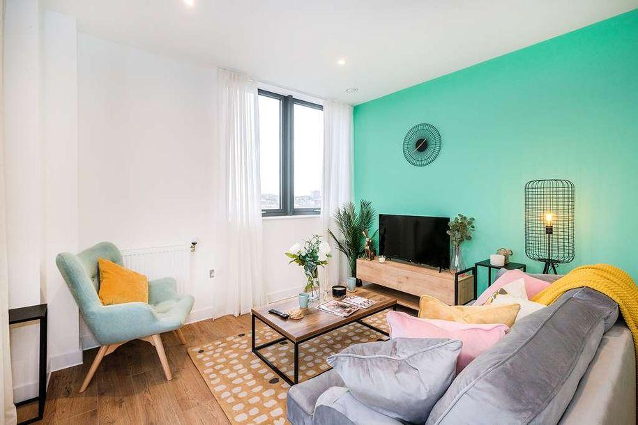 Cairo Apartments, Croydon - Studio apartment in Croydon