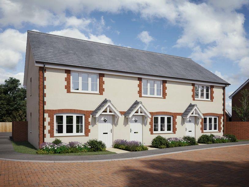 Blackmore Meadows - 2 bed house in Stalbridge - Dorset