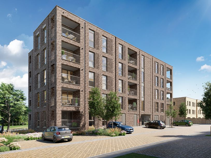 Newman Place - 2 bed apartment in Oxford - Oxfordshire