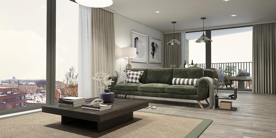 The Wharf - 2 bed apartment in Altrincham - Trafford