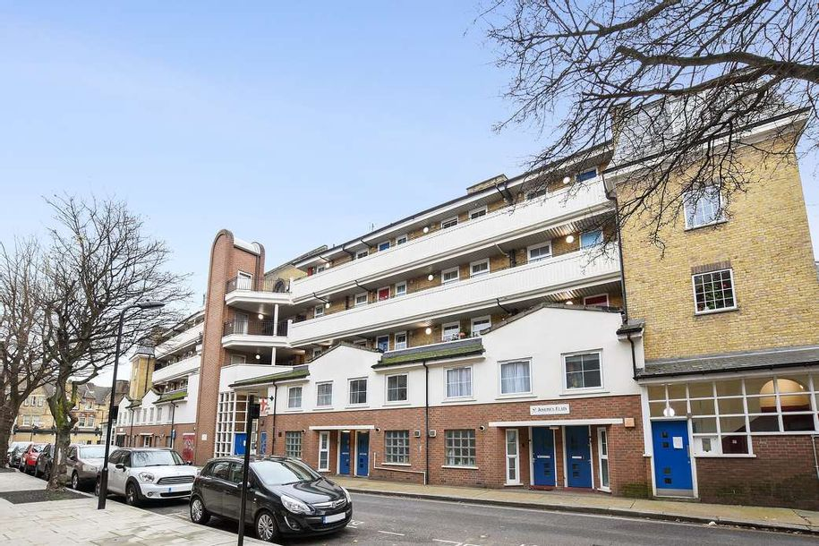 1 bedroom apartment in Camden - Share to Buy