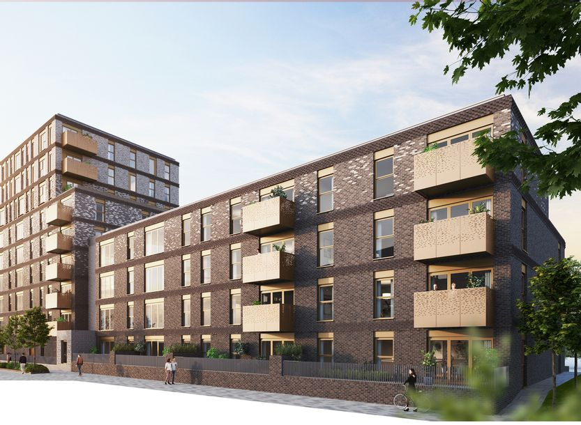 The Boulevard - 2 bed apartment in Crawley - West Sussex