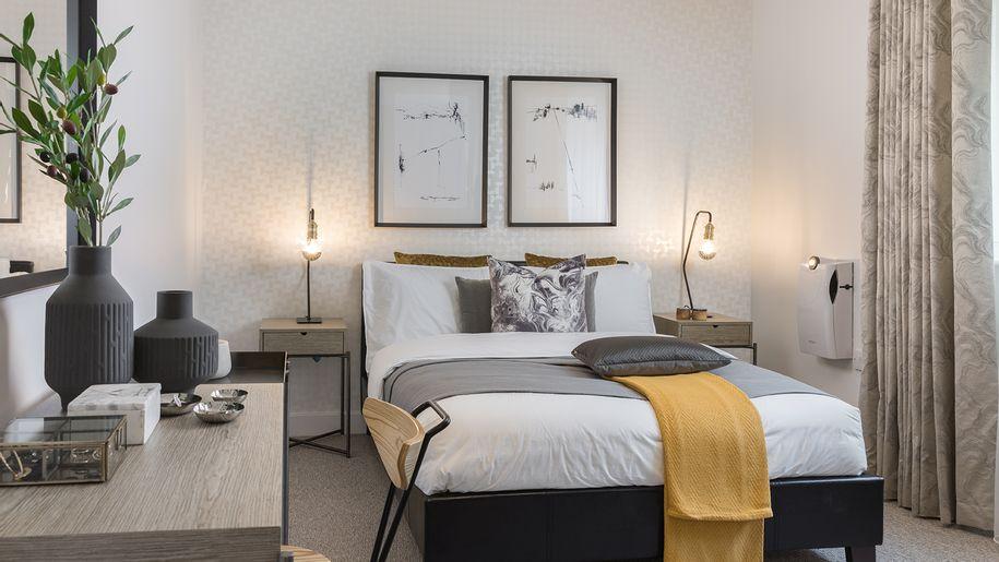 Elizabeth Park - 1 bed apartment in Hersham - Surrey
