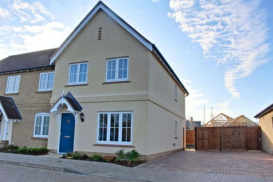 Hurdleditch Road - 2 bed house in Orwell - Cambridgeshire