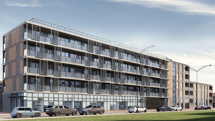 The Apex - 2 bed apartment in Hammersmith and Fulham