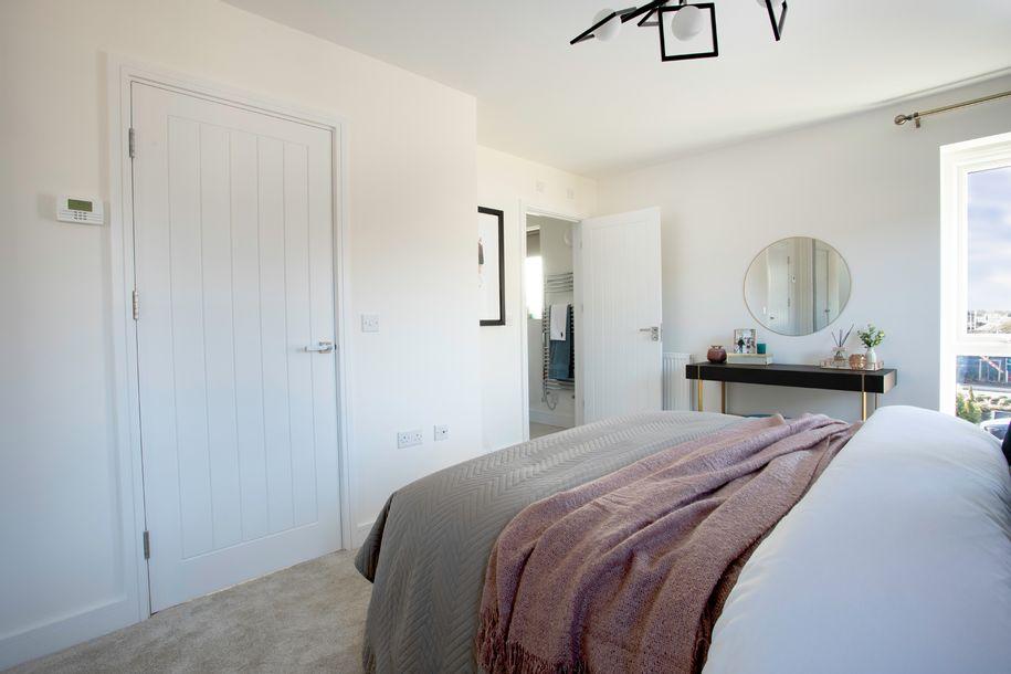 Saxon Reach - 2 bed apartment in Milton Keynes - Milton Keynes