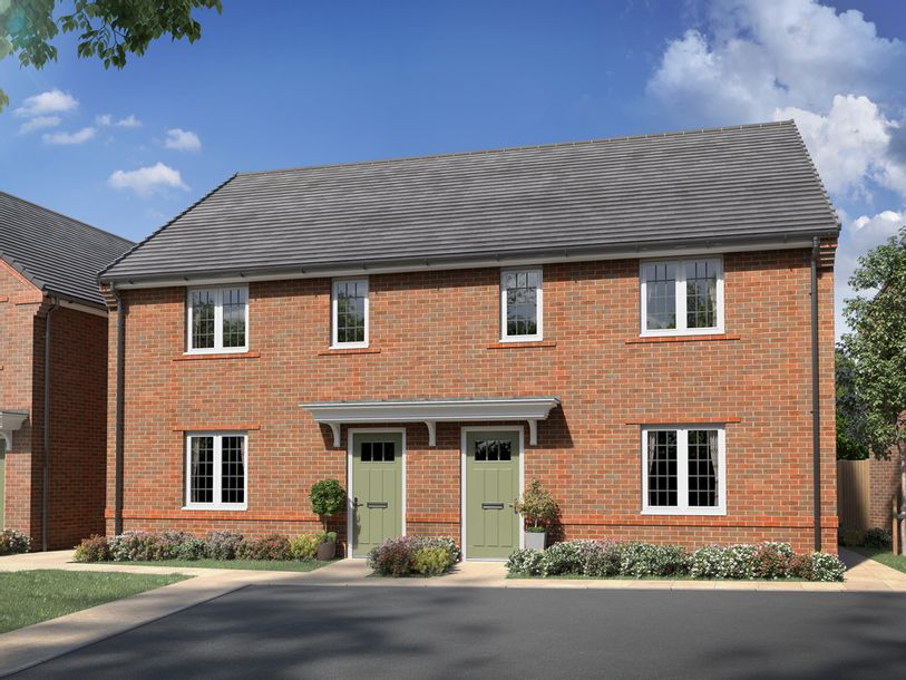 Himley Meadows - 3 bed house in Wombourne - Staffordshire