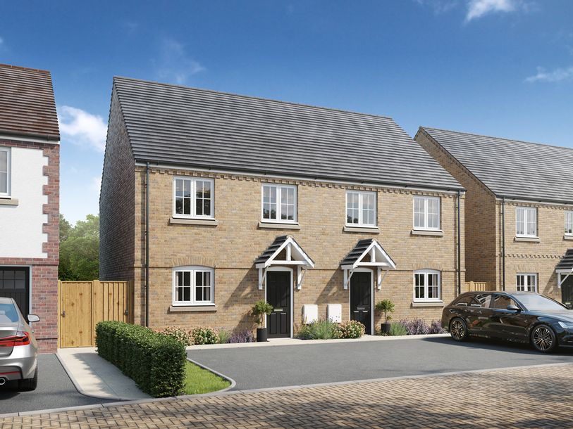 Orchard Manor - 2 bed house in Cheddington - Buckinghamshire