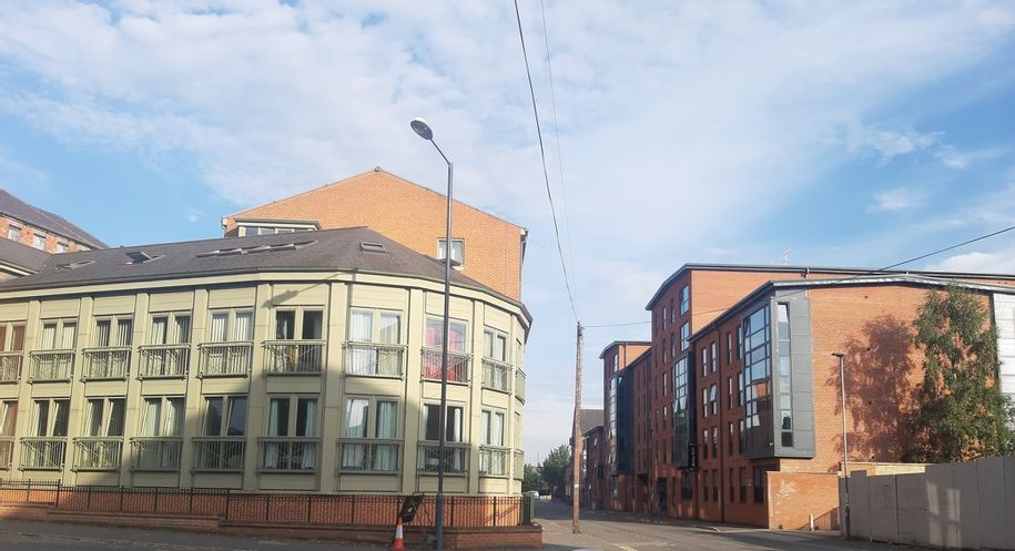 2 bedroom apartment in Derby - City of Derby