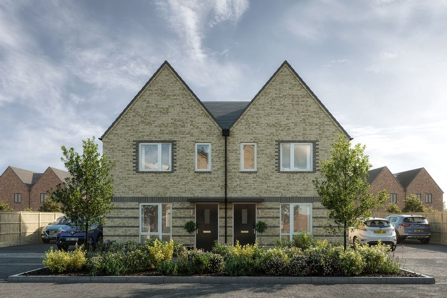 Northstowe H7 - 3 bed house in Cambridge - Cambridgeshire