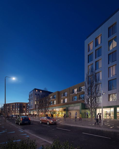 Centre Square - 1 bed apartment in High Wycombe