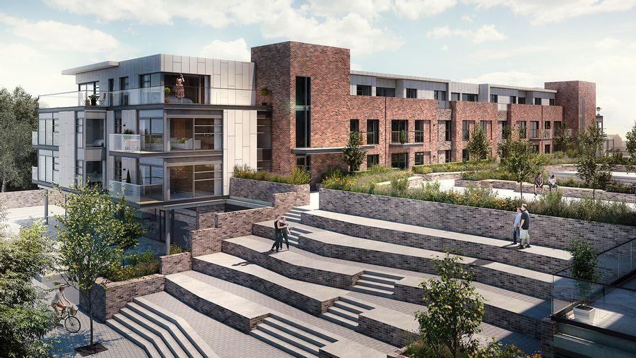 Fletton Quays - 2 bed apartment in Peterborough - City of Peterborough