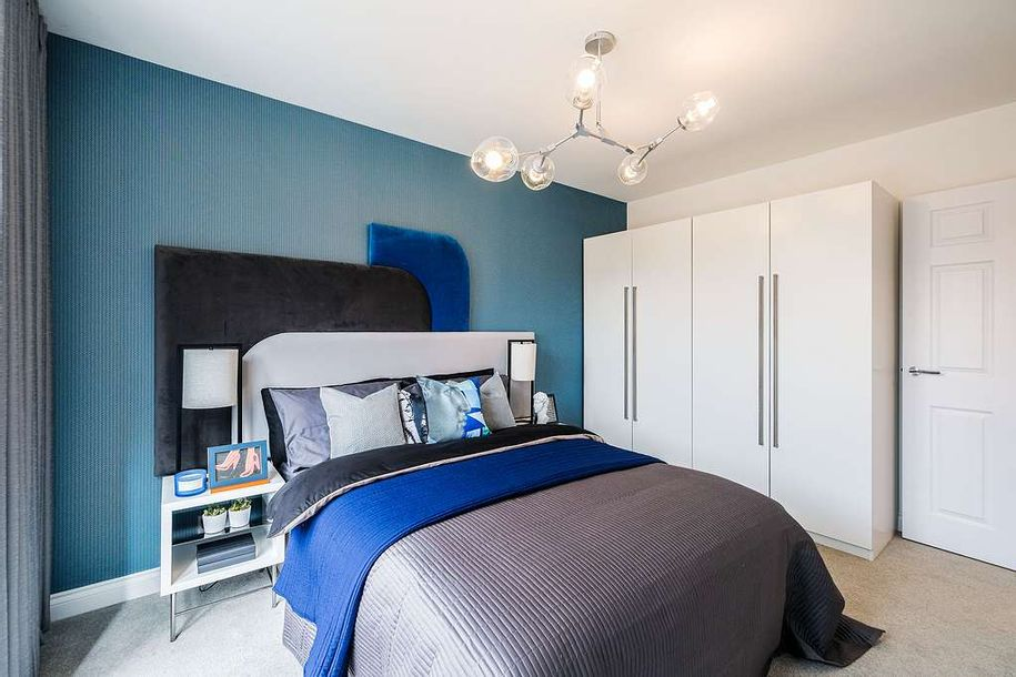 Unity Gardens - 1 bed apartment in Ebbsfleet Valley - Kent