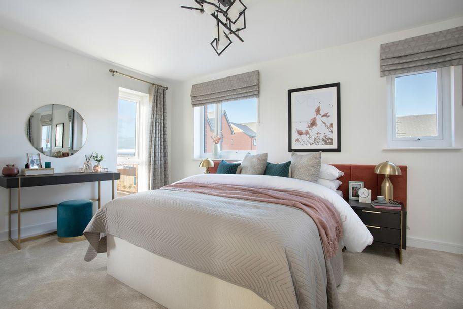 Saxon Reach - 3 bed house in Milton Keynes - Milton Keynes