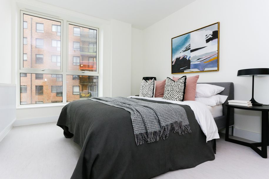 Pixel - 1 bed apartment in Waltham Forest