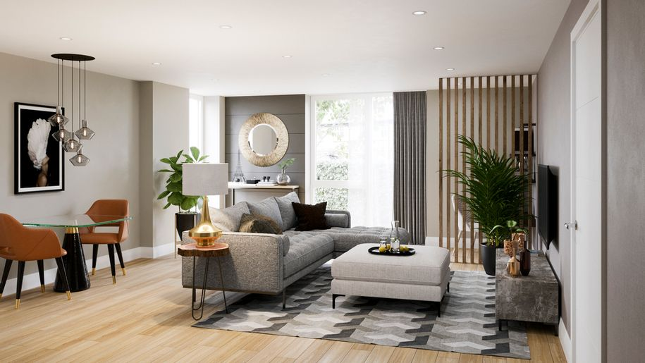 The Folium - 1 bed apartment in Haringey