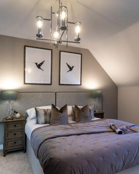 Houlton Meadows - 4 bed house in Hillmorton - Warwickshire