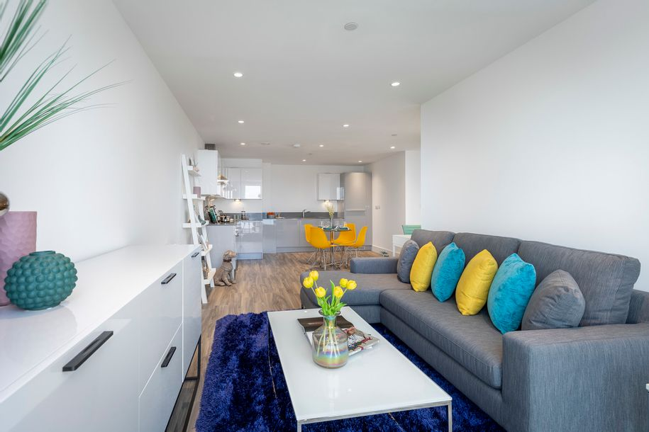 NEON - 2 bed apartment in Barnet