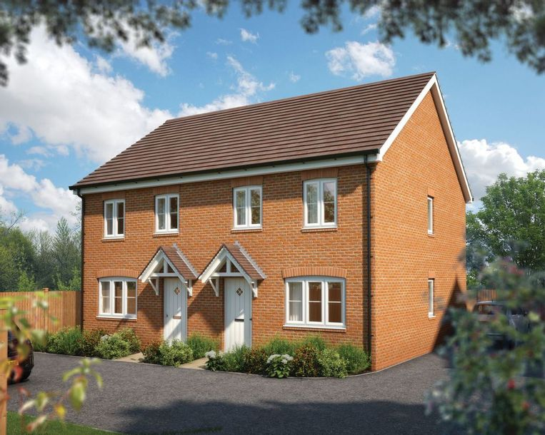 Edwalton Fields - 3 bed house in Edwalton - Nottinghamshire