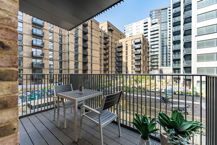 L&Q at Elephant Park - 2 bed apartment in Southwark